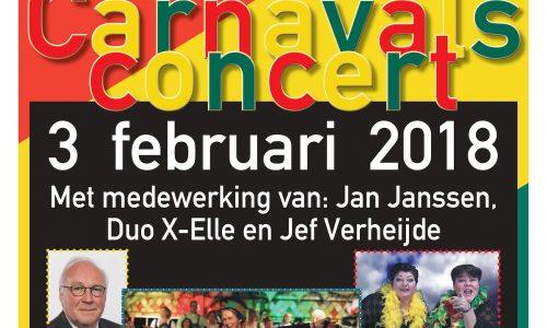 Carnavalsconcert KHSvM