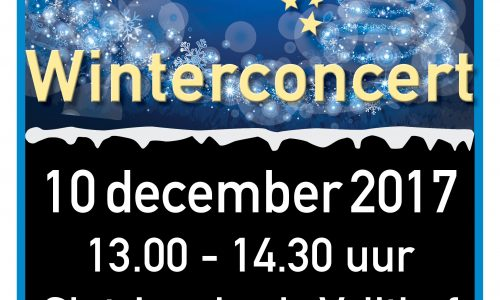 Winterconcert in Sint Janskerk