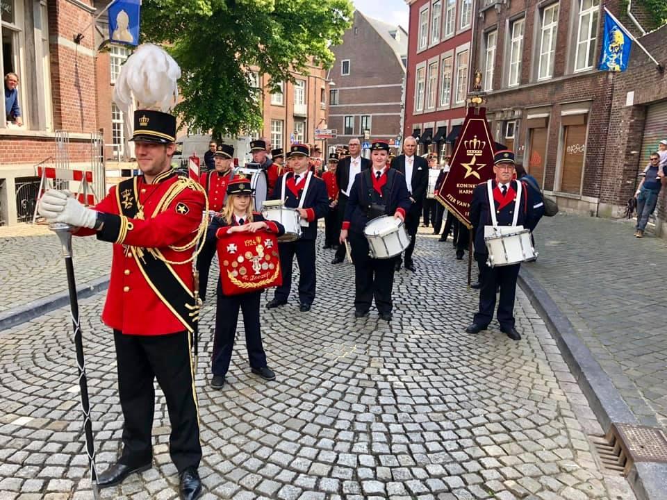 Stadsprocessie Maastricht KHSvM