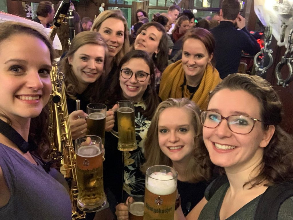 Concertreis Koblenz Koninklijke Harmonie Ster van Maastricht