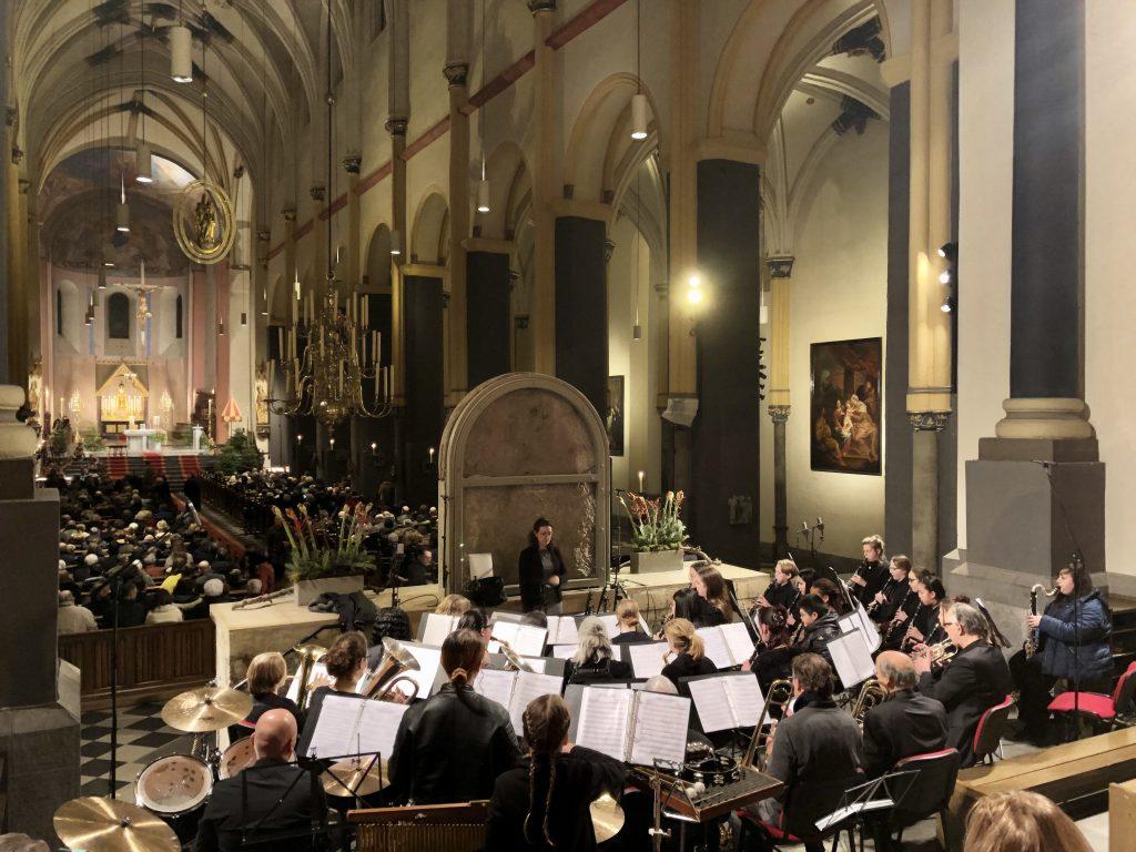 Kerstviering Kerstmis Sint Servaas Maastricht harmonie Maastricht