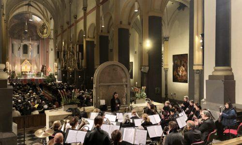 Kerstviering Sint Servaas