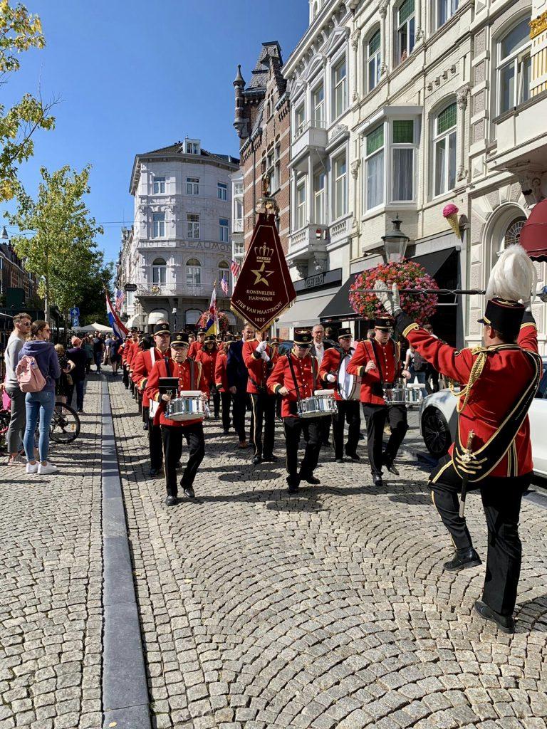 Koninklijke Harmonie Ster van Maastricht Bevrijdingsfestival 2019