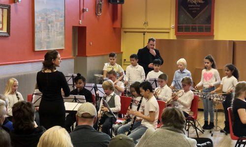 Concert blazersklas Odaschool