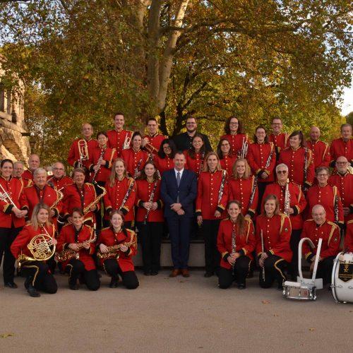 Harmonie Maastricht Concertreis